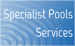 Specialist Pools Services - Swimming Pool Design, Construction, Servicing & Repair across London & the Home Counties, we offer the highest possible service to our customers.